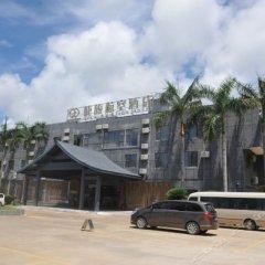 Отель Jielv Hangkong Hostel Китай, Чжухай - отзывы, цены и фото номеров - забронировать отель Jielv Hangkong Hostel онлайн парковка