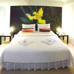 Отель Ta Residence Suvarnabhumi Бангкок комната для гостей фото 4