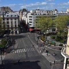 Отель Hôtel Absolute Paris République балкон