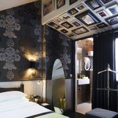 Отель Design Sorbonne Париж комната для гостей фото 4