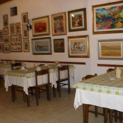 Hotel Ristorante Al Caminetto Аоста питание