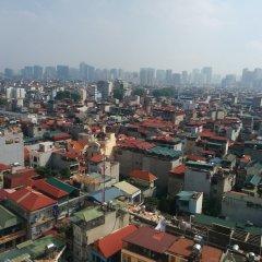 Hanoi Imperial Hotel балкон