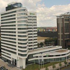 Отель Holiday Inn Express Amsterdam Arena Towers Нидерланды, Амстердам - 2 отзыва об отеле, цены и фото номеров - забронировать отель Holiday Inn Express Amsterdam Arena Towers онлайн бассейн фото 2