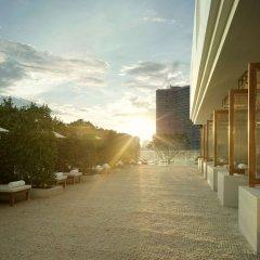 Отель Millennium Hilton Bangkok Бангкок пляж