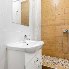 Гостиница on Butlerova 7B в Москве отзывы, цены и фото номеров - забронировать гостиницу on Butlerova 7B онлайн Москва ванная
