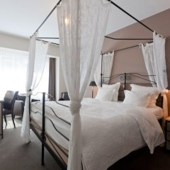 Отель De Hofkamers Бельгия, Остенде - отзывы, цены и фото номеров - забронировать отель De Hofkamers онлайн комната для гостей фото 4
