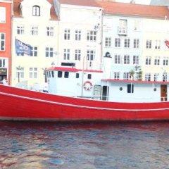 Отель Ms Mary Nyhavn Дания, Копенгаген - отзывы, цены и фото номеров - забронировать отель Ms Mary Nyhavn онлайн приотельная территория