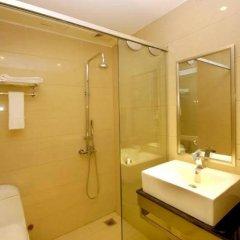 Отель iHome Nha Trang Вьетнам, Нячанг - 1 отзыв об отеле, цены и фото номеров - забронировать отель iHome Nha Trang онлайн ванная
