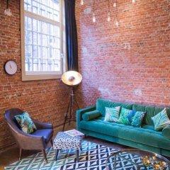Отель Antwerp Loft комната для гостей фото 3