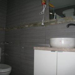 Отель Hôtel Méribel Брюссель ванная