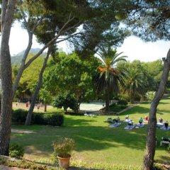 Отель Beach Club Font de Sa Cala фото 4