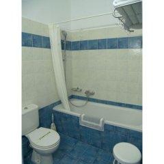 Отель Alexandros Hotel - All Inclusive Греция, Корфу - отзывы, цены и фото номеров - забронировать отель Alexandros Hotel - All Inclusive онлайн ванная