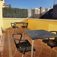 Отель Aparthotel Avenida De America Tijcal балкон