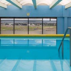 Отель Camino Real Airport Мехико бассейн