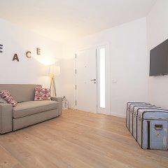 Отель Can Blau Homes Испания, Пальма-де-Майорка - отзывы, цены и фото номеров - забронировать отель Can Blau Homes онлайн комната для гостей фото 4