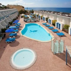 Отель Apartamentos Igramar MorroJable бассейн