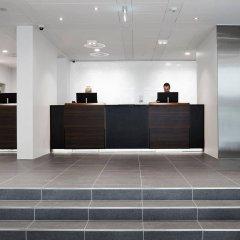 Отель Wakeup Aarhus Дания, Орхус - отзывы, цены и фото номеров - забронировать отель Wakeup Aarhus онлайн интерьер отеля фото 3