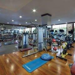 Отель JW Marriott Phuket Resort & Spa Таиланд, Пхукет - 1 отзыв об отеле, цены и фото номеров - забронировать отель JW Marriott Phuket Resort & Spa онлайн фитнесс-зал фото 3