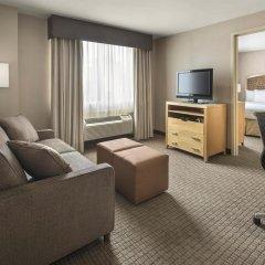 Отель DoubleTree by Hilton - Chelsea США, Нью-Йорк - 8 отзывов об отеле, цены и фото номеров - забронировать отель DoubleTree by Hilton - Chelsea онлайн комната для гостей фото 2