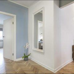 Апартаменты P&O Apartments Nowogrodzka комната для гостей