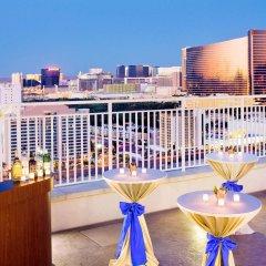 Отель SpringHill Suites Las Vegas Convention Center балкон