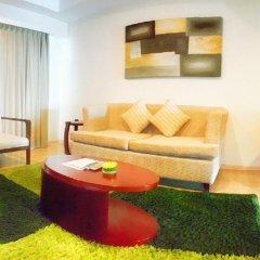 Отель D Varee Jomtien Beach 4* Представительский люкс с различными типами кроватей фото 15