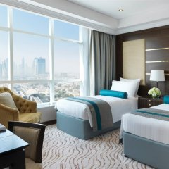Отель Park Regis Kris Kin Дубай комната для гостей фото 5