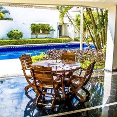 Отель Boutique Villa Casuarianas Колумбия, Кали - отзывы, цены и фото номеров - забронировать отель Boutique Villa Casuarianas онлайн бассейн фото 2