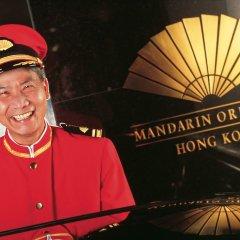 Отель Mandarin Oriental, Hong Kong развлечения
