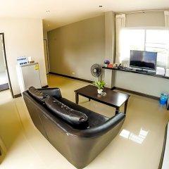 Отель My Place Phuket Airport Mansion фитнесс-зал