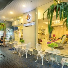 De Lavender Bangkok Hotel Бангкок питание
