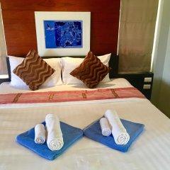 Отель Kantiang View Resort Ланта комната для гостей фото 5