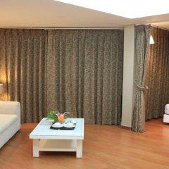 Отель Summit Pavilion Бангкок комната для гостей