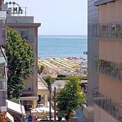 Hotel Levante Римини пляж