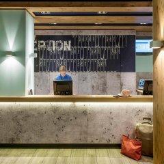 Отель ibis budget Lyon Gerland Франция, Лион - отзывы, цены и фото номеров - забронировать отель ibis budget Lyon Gerland онлайн интерьер отеля фото 2