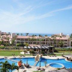 Отель Las Mananitas F4304 3 BR by Casago Мексика, Сан-Хосе-дель-Кабо - отзывы, цены и фото номеров - забронировать отель Las Mananitas F4304 3 BR by Casago онлайн бассейн фото 2