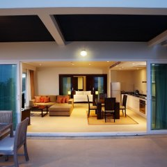 Отель Serenity Resort & Residences Phuket балкон