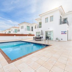 Отель Sunrise Bay Villa #2 Кипр, Протарас - отзывы, цены и фото номеров - забронировать отель Sunrise Bay Villa #2 онлайн бассейн фото 2