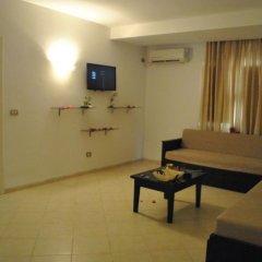 Отель Residence Ben Sedrine Тунис, Мидун - отзывы, цены и фото номеров - забронировать отель Residence Ben Sedrine онлайн комната для гостей фото 3
