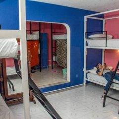 Отель Agavero Hostel Мексика, Канкун - отзывы, цены и фото номеров - забронировать отель Agavero Hostel онлайн балкон фото 2