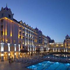 Отель Oz Hotels Side Premium городской автобус
