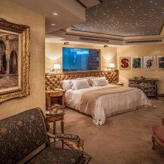 Отель Rome Cavalieri, A Waldorf Astoria Resort комната для гостей фото 2