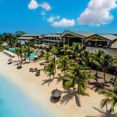 Отель InterContinental Resort Mauritius пляж