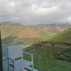 Отель Quinta De Casaldronho Wine Hotel Португалия, Ламего - отзывы, цены и фото номеров - забронировать отель Quinta De Casaldronho Wine Hotel онлайн балкон
