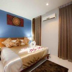 Rama Kata Beach Hotel 2* Люкс с различными типами кроватей фото 2