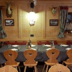 Отель Rifugio Baita Cuz Долина Валь-ди-Фасса помещение для мероприятий фото 2