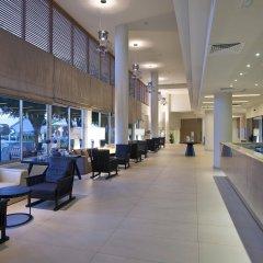 Отель Pernera Beach Протарас интерьер отеля