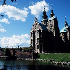 Отель Nimb Hotel Дания, Копенгаген - отзывы, цены и фото номеров - забронировать отель Nimb Hotel онлайн приотельная территория