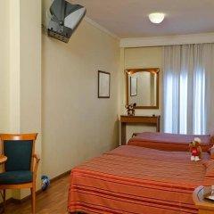 Vergina Hotel комната для гостей фото 4
