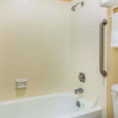 Отель Whiteroof Inn США, Такома - отзывы, цены и фото номеров - забронировать отель Whiteroof Inn онлайн ванная